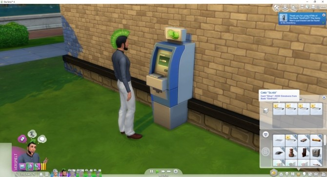 ATM Cards and Credit by LittleMsSam image 11316 670x363 Sims 4 Updates