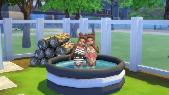 FEMALE TWIN TODDLERS  + THEIR BEDROOM at PortugueseSimmer image 1159 670x377 Sims 4 Updates