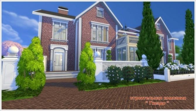 Sims 4 Charles English house at Sims by Mulena