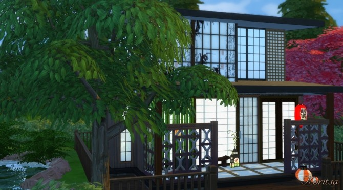Traditional House Kyoto at Angelina Koritsa image 12210 670x371 Sims 4 Updates