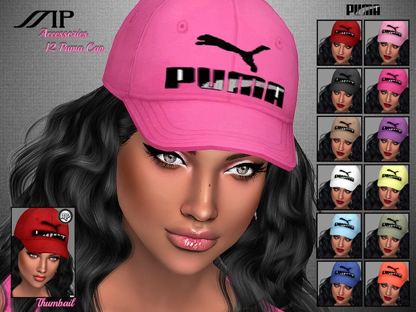 MP Cap by MartyP at TSR image 1227 Sims 4 Updates
