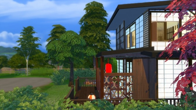 Traditional House Kyoto at Angelina Koritsa image 1248 670x377 Sims 4 Updates