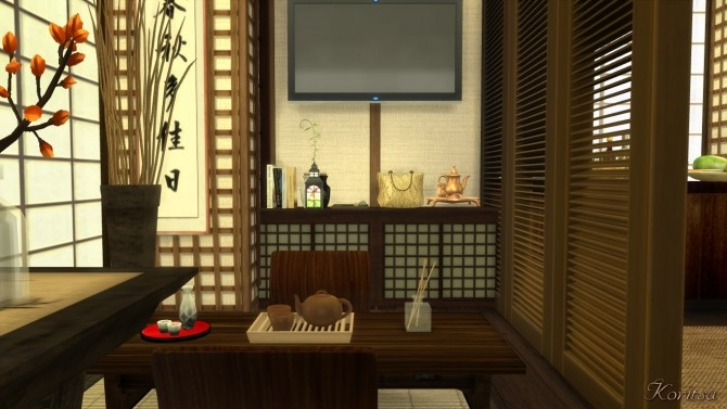 Traditional House Kyoto at Angelina Koritsa image 1278 670x377 Sims 4 Updates