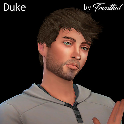 Duke at Fronthal Sims 4 image 1284 Sims 4 Updates