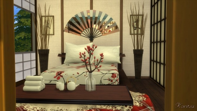 Traditional House Kyoto at Angelina Koritsa image 1288 670x377 Sims 4 Updates
