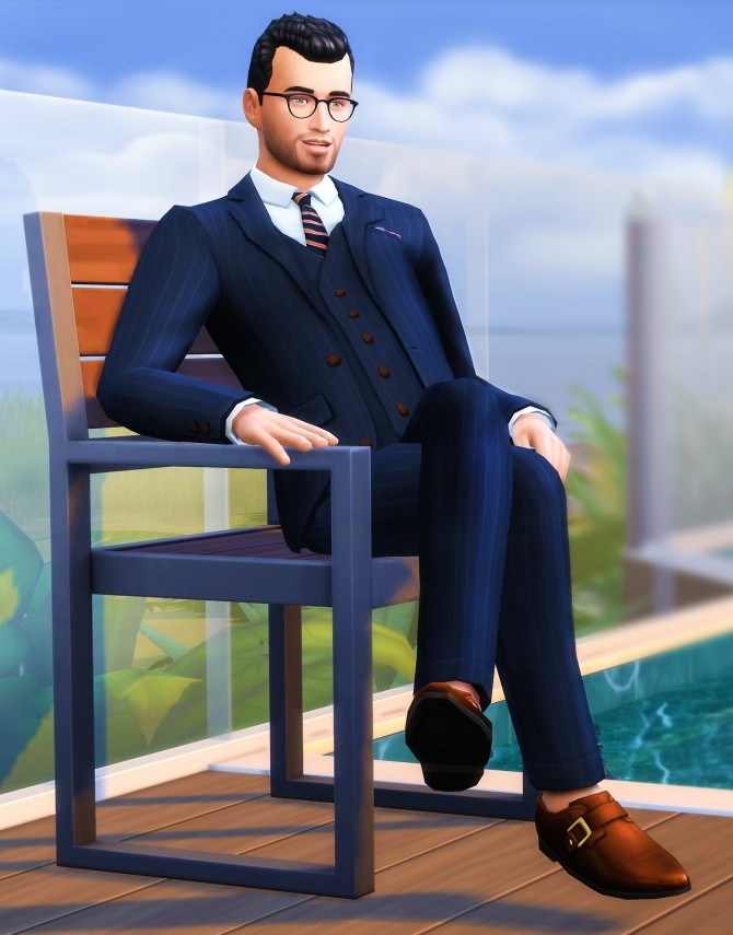 Three Piece Suits at Marvin Sims image 13112 670x855 Sims 4 Updates