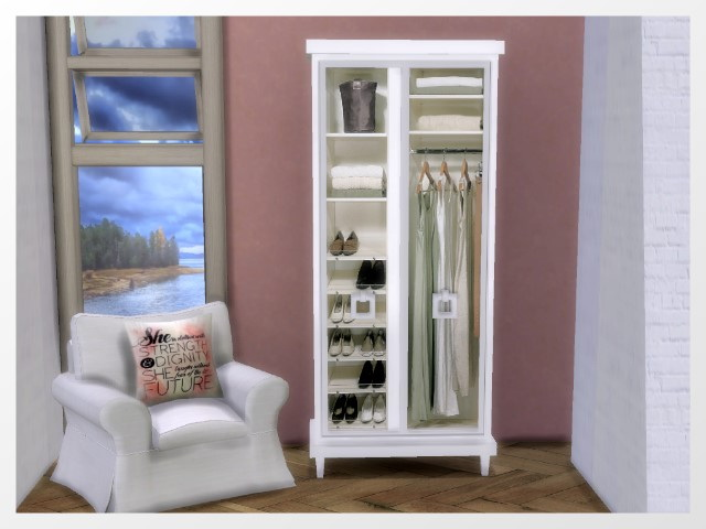 Dresser Vintage by Oldbox at All 4 Sims image 13312 Sims 4 Updates
