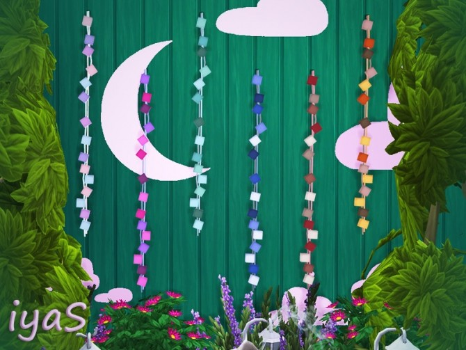 Garland Light at Soloriya image 1351 670x503 Sims 4 Updates