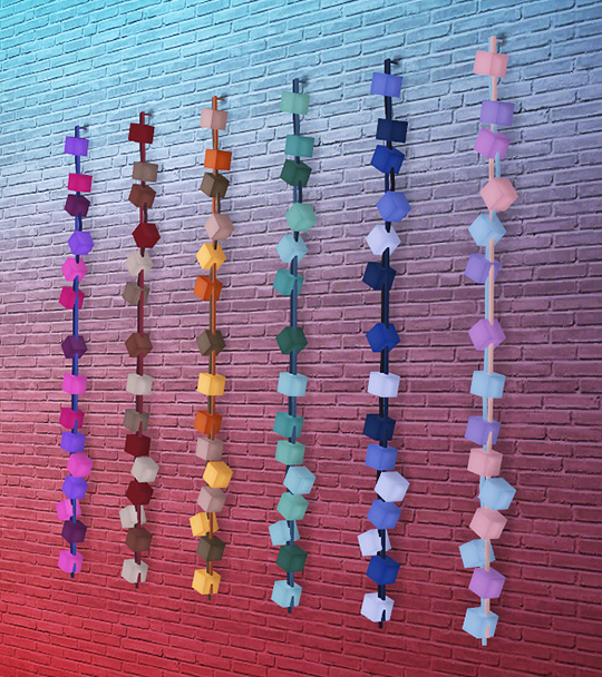 Garland Light at Soloriya image 1361 Sims 4 Updates