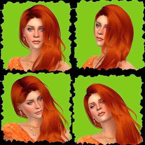 Sims 4 Mairim at Fronthal Sims 4