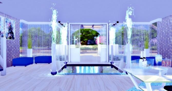 Sims 4 Aquarius Restaurant at Lily Sims