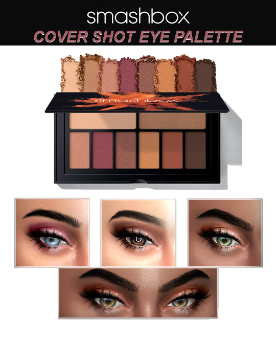 Cover Eye Shot Palette Ablaze at Kenzar Sims image 1415 Sims 4 Updates