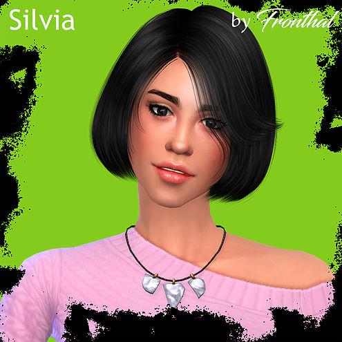Sims 4 Silvia at Fronthal Sims 4
