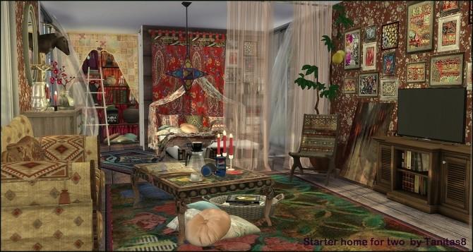 Boho starter home for two at Tanitas8 Sims image 14511 670x357 Sims 4 Updates