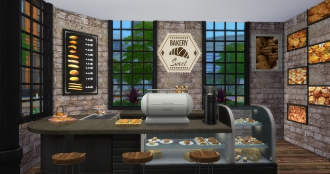 Grocery Store Mod + Lot + Tutorial at Lily Sims image 1559 670x353 Sims 4 Updates