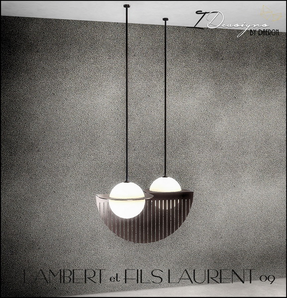 Designer Lights (new meshes) at Daer0n – Sims 4 Designs image 1562 Sims 4 Updates