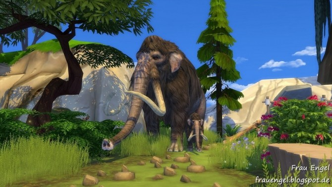 Stone Age at Frau Engel image 1588 670x377 Sims 4 Updates