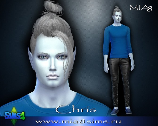 Chris (alien) at Mia8Sims image 1593 670x536 Sims 4 Updates