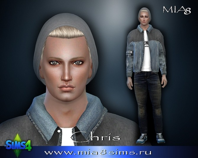 Chris (alien) at Mia8Sims image 1603 670x536 Sims 4 Updates