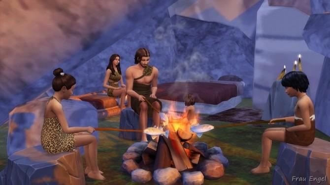 Stone Age at Frau Engel image 16211 670x377 Sims 4 Updates