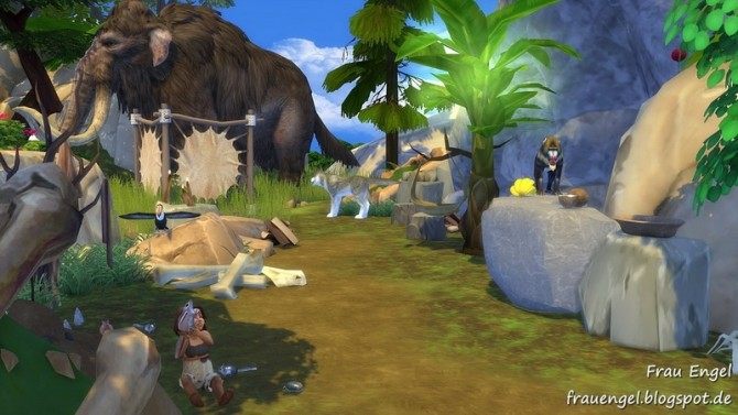 Stone Age at Frau Engel image 1638 670x377 Sims 4 Updates