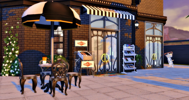 Sims 4 Suburb American Studio at Lily Sims