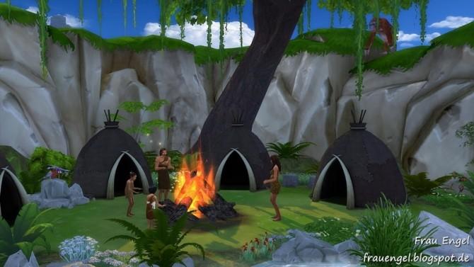 Stone Age at Frau Engel image 1657 670x377 Sims 4 Updates