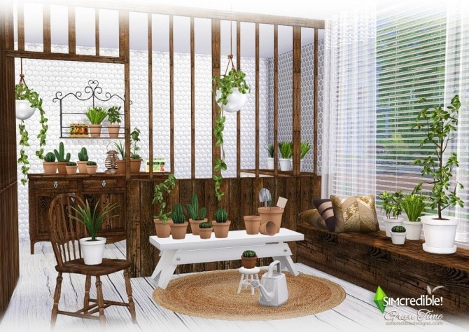 GreenTime set at SIMcredible! Designs 4 image 168 670x474 Sims 4 Updates