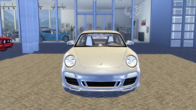 Porsche 911 Sport Classic 2010 At Oceanrazr Sims 4 Updates