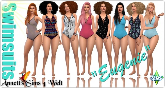 Eugenie swimsuits at Annett's Sims 4 Welt image 1738 670x356 Sims 4 Updates