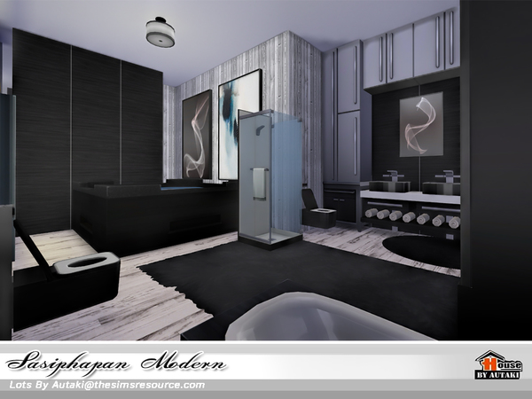 Sasiphapan Modern by autaki at TSR image 1749 Sims 4 Updates