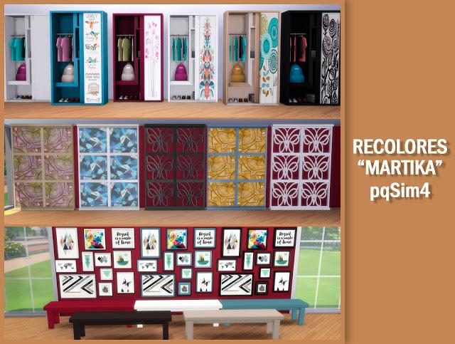 Martika recolors at pqSims4 image 1761 Sims 4 Updates