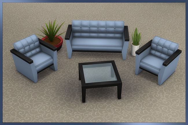 Set Lio by Cappu at Blacky's Sims Zoo image 1864 Sims 4 Updates
