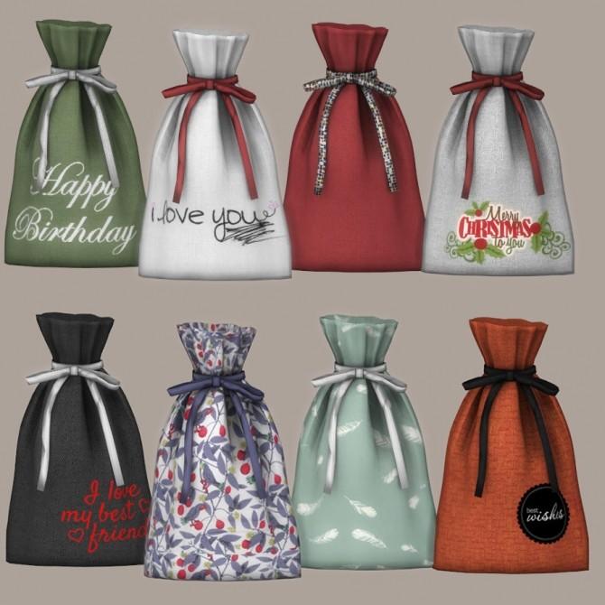 Sims 4 Gift Sack at Leo Sims