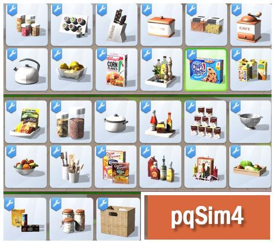 Pantry set at pqSims4 image 1883 Sims 4 Updates