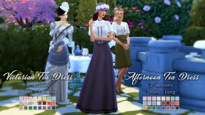 Teanmoon's Tea Party Birthday Set at The Plumbob Tea Society image 19111 670x377 Sims 4 Updates