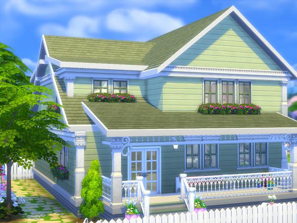 Sister Bay house by sharon337 at TSR image 1920 Sims 4 Updates