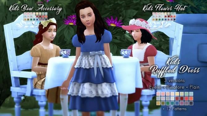 Teanmoon's Tea Party Birthday Set at The Plumbob Tea Society image 1946 670x377 Sims 4 Updates