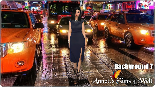 Town Streets CAS Backgrounds at Annett's Sims 4 Welt image 2003 Sims 4 Updates