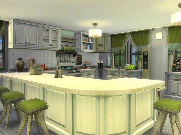 Sister Bay house by sharon337 at TSR image 2025 Sims 4 Updates