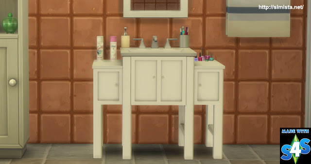 Fancy Sink at Simista image 2027 Sims 4 Updates