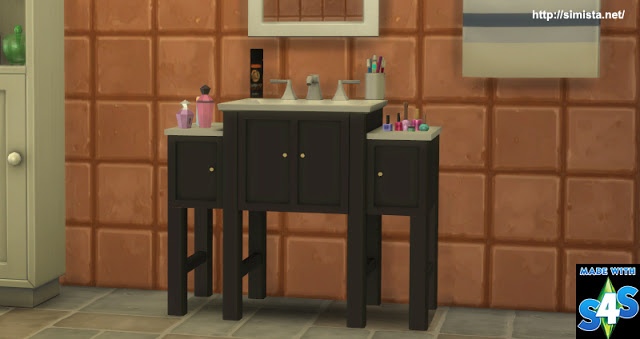 Fancy Sink at Simista image 2035 Sims 4 Updates