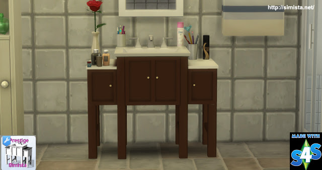 Fancy Sink at Simista image 2045 Sims 4 Updates