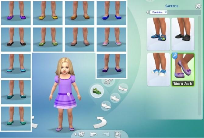 Sims 4 Loop Shoes at My Stuff
