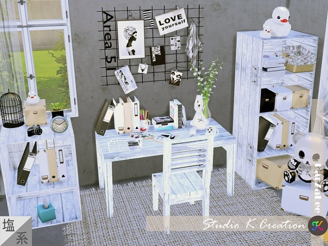 Simple Series Set 1 at Studio K Creation image 2104 670x502 Sims 4 Updates