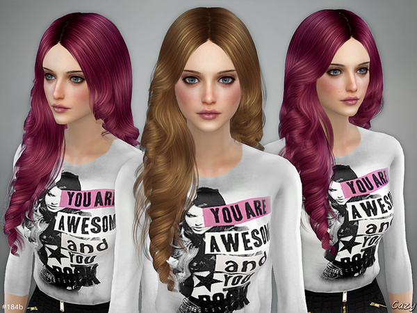 Lisa Female Hairstyle Set by Cazy at TSR image 2109 Sims 4 Updates