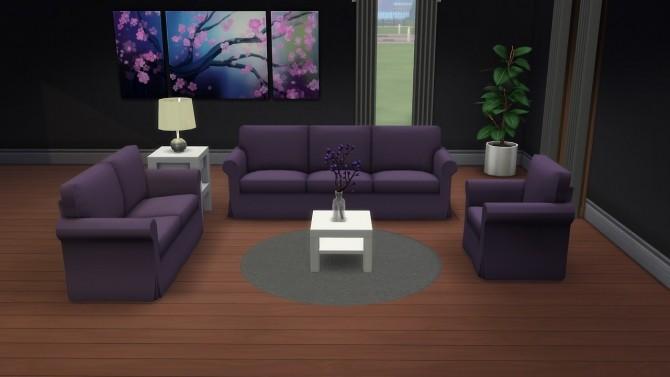 Adonisplutos Ektorp furniture recolors at Deeliteful Simmer image 21111 670x377 Sims 4 Updates