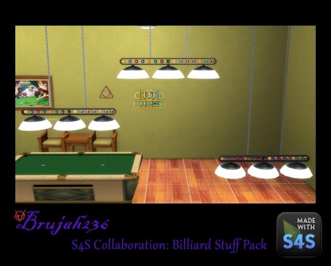 Sims 4 Billiard Stuff Collaboration at Sims 4 Studio