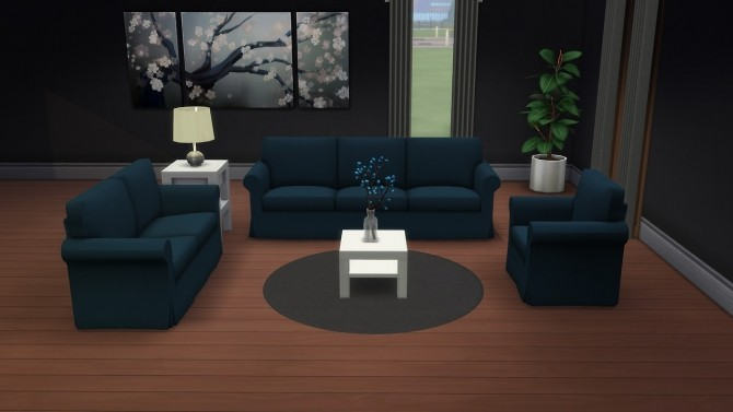 Adonisplutos Ektorp furniture recolors at Deeliteful Simmer image 2127 670x377 Sims 4 Updates