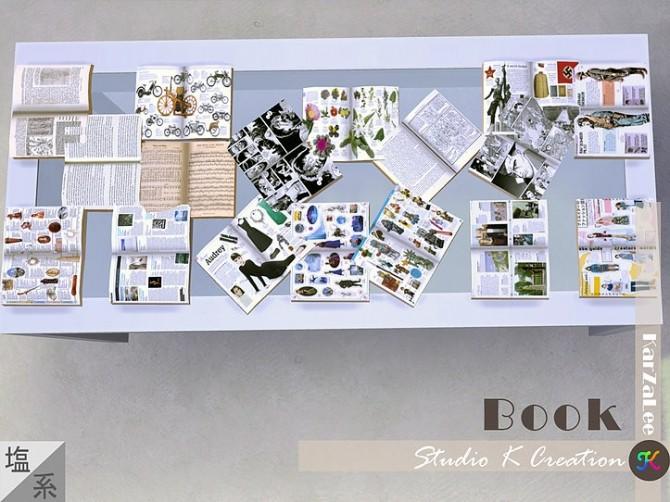 Sims 4 Simple Series Set 1 at Studio K Creation